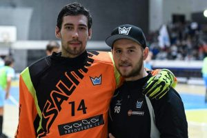 Trenérem brankářů mladoboleslavského klubu, ale i české reprezentace, je Milan Peterka, konzultant Předvýběru.CZ