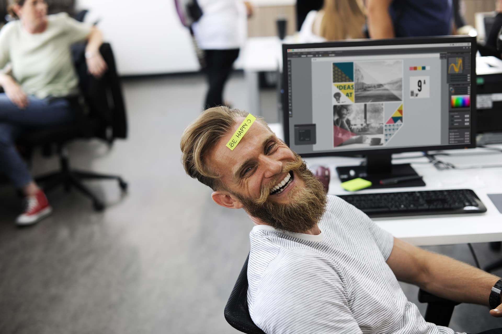 štěstí v práci